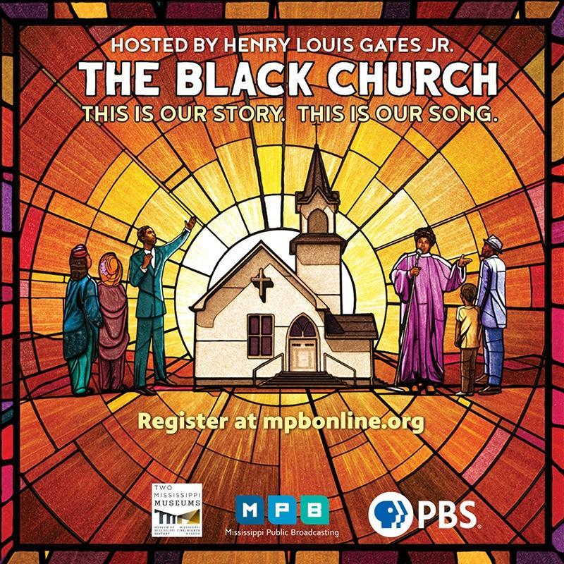 Black Church graphic