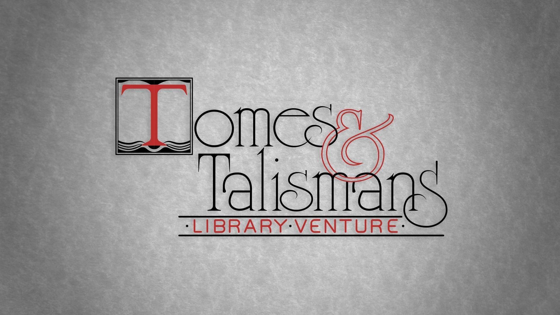 Tomes & Talismans on MPB Classics