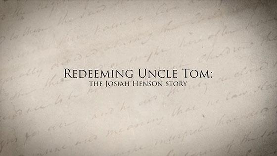 Redeeming Uncle Tom