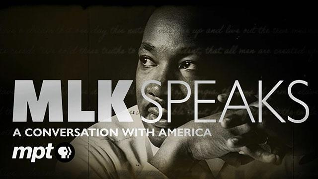 MLK Speaks: A Conversation with America