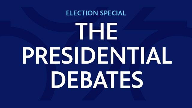 The Presidential Debates