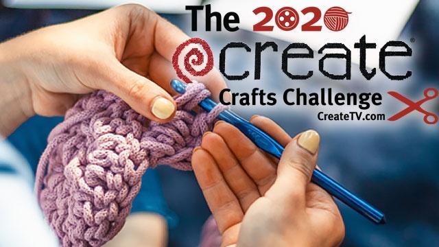 CreateTV Craft Challenge