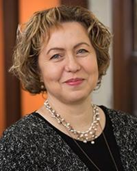 Sabina Berretta - is Director of the Harvard Brain Tissue Resource Center