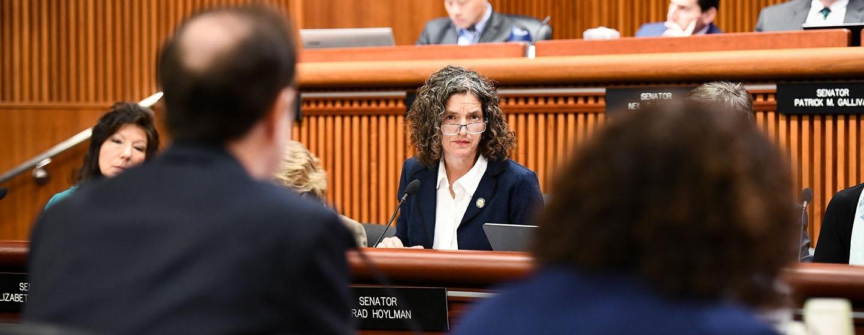 State Senator Jen Metzger