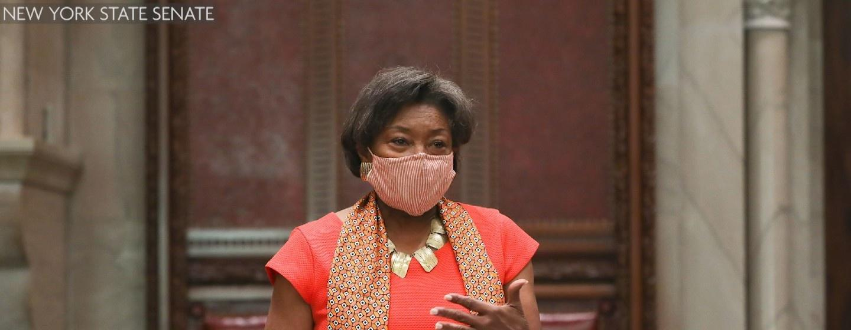 Senate Majority Leader Andrea Stewart-Cousins (FILE)