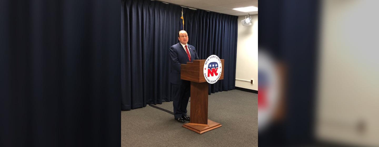 GOP Chair Nick Langworthy
