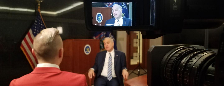New York NOW speaks to State Comptroller Thomas DiNapoli