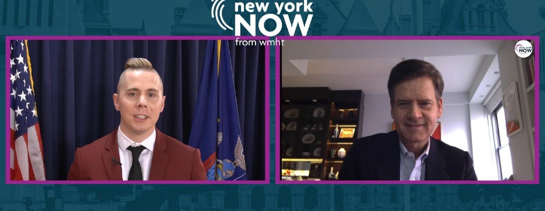 State Sen. Brad Hoylman joins New York NOW via Skype this week.