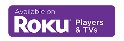 Download the PBS app on Roku