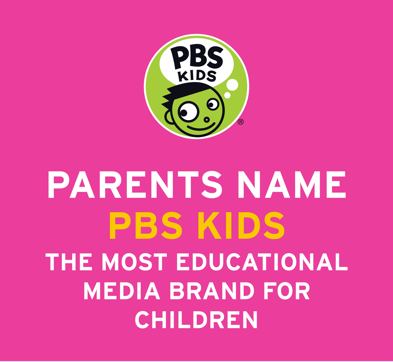 Parents Trust PBS Kids