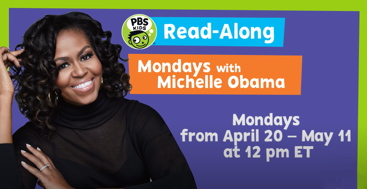 Mondays with Michelle Obama