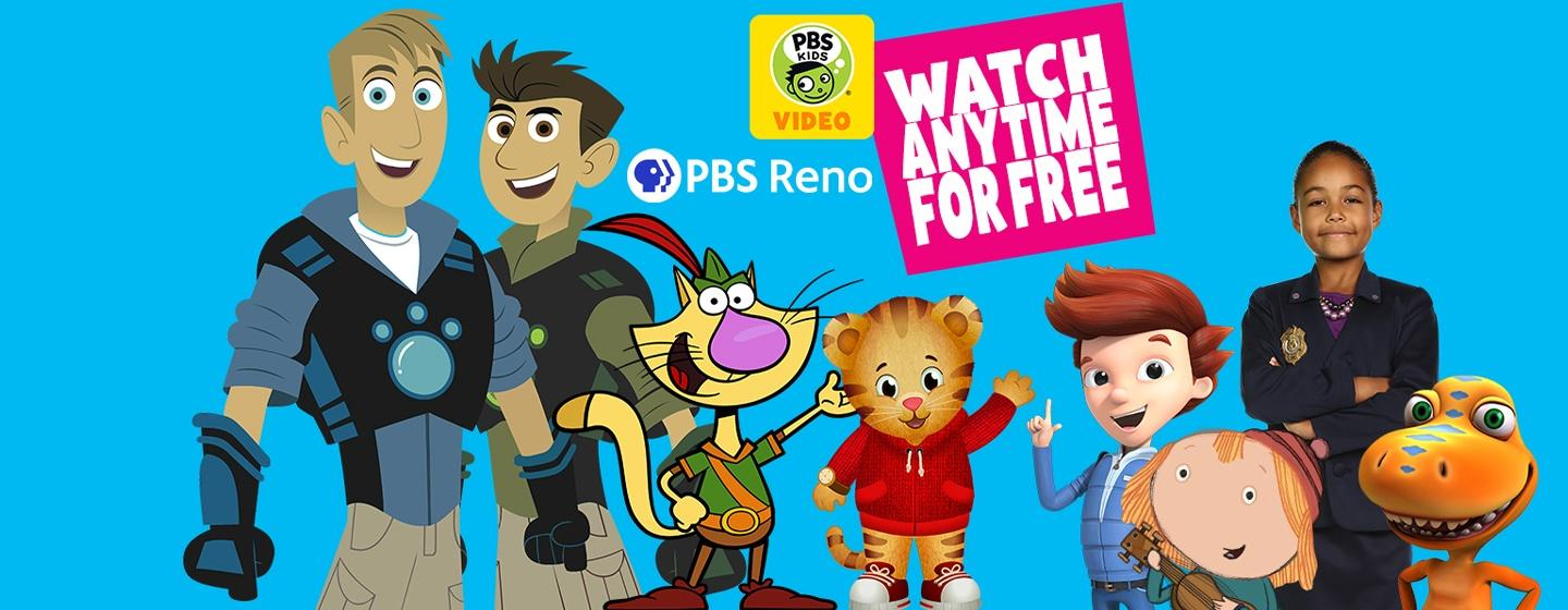 PBS KIDS Anytime