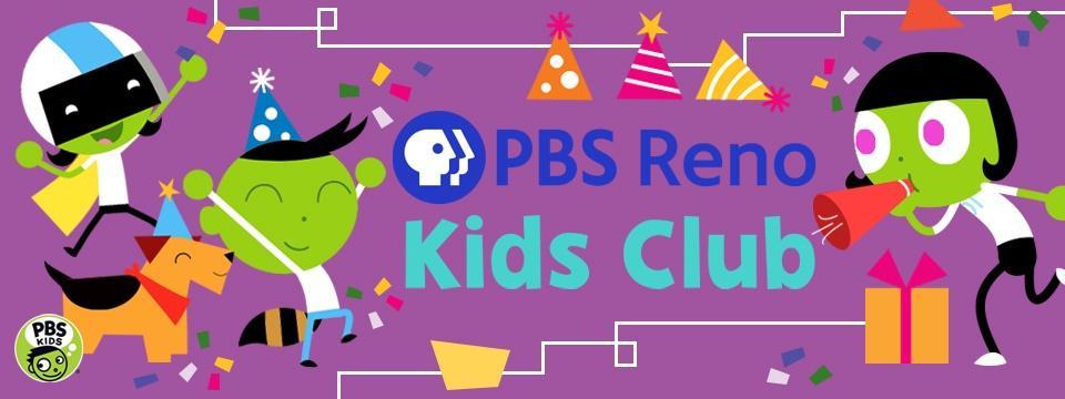Happy Birthday from PBS Reno