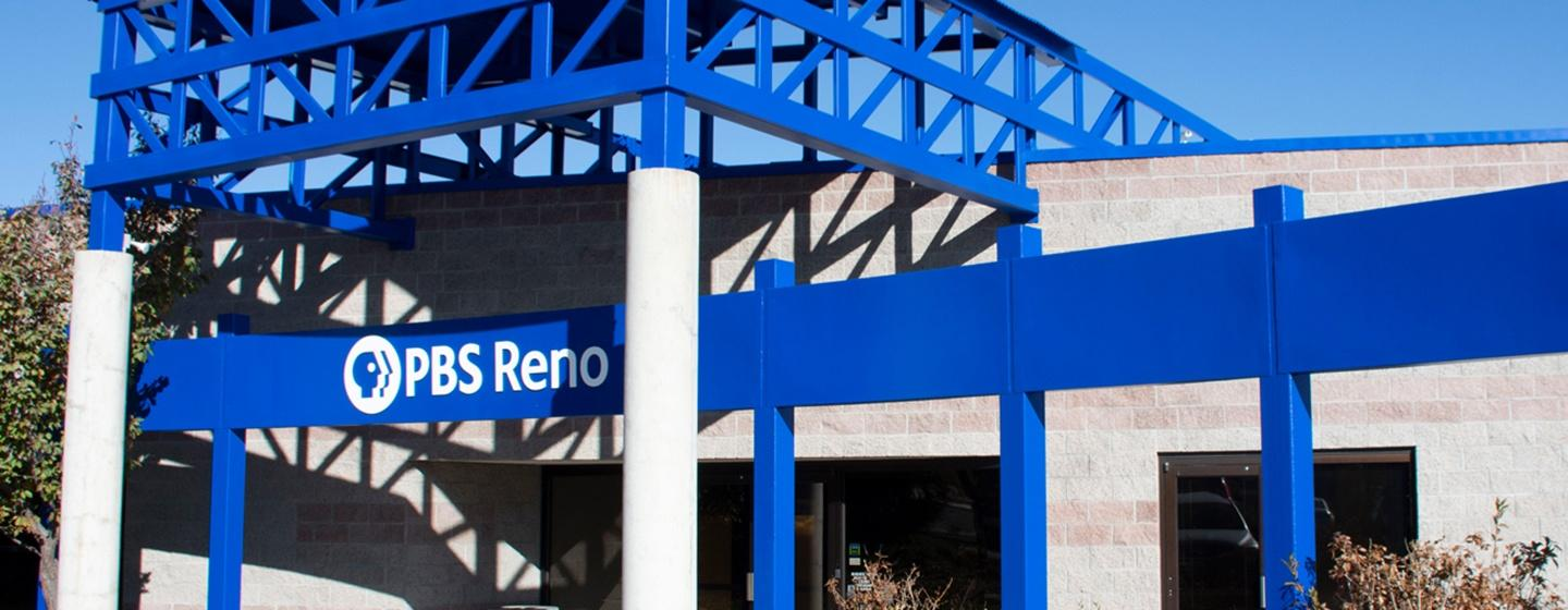 PBS Reno building