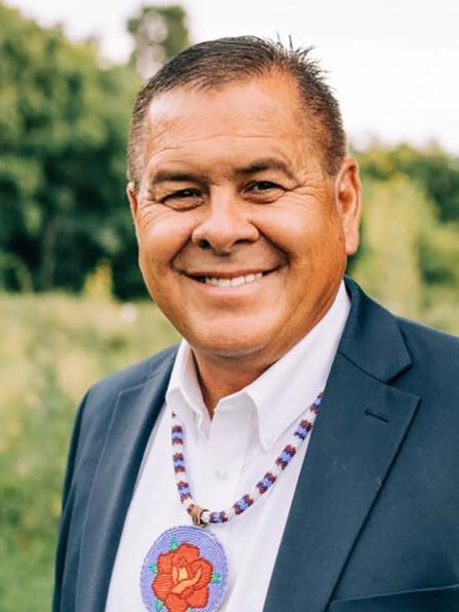 Darren Parry, PBS Utah Advisory Board Member