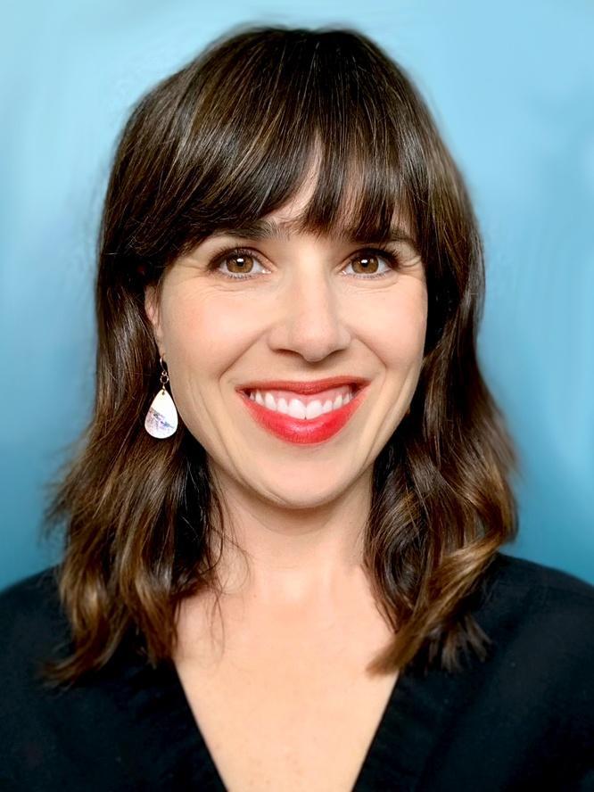 Laura Durham, Director of Programming & Community Engagement