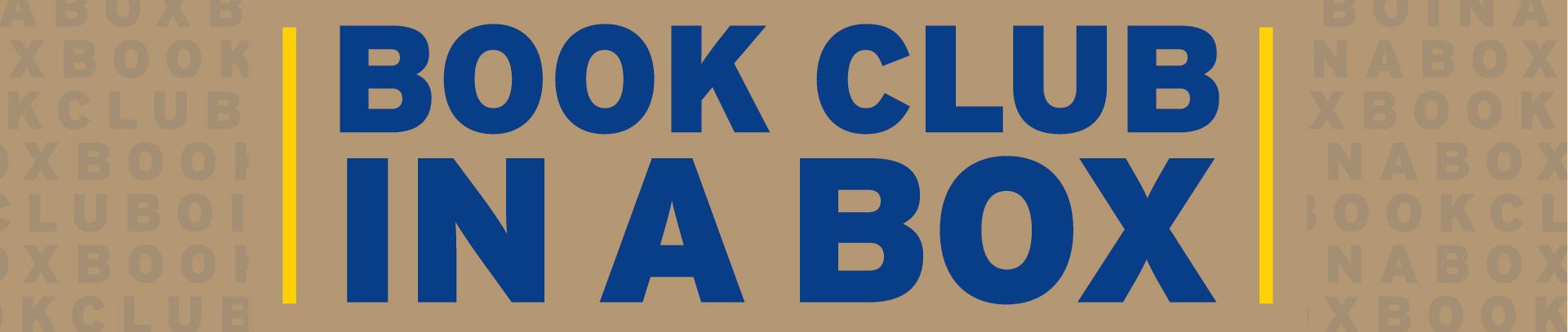 Book Club in a Box header image