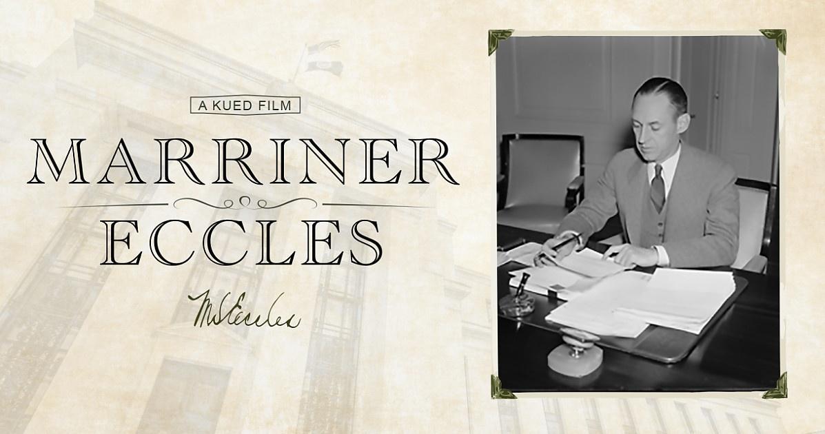 Marriner Eccles