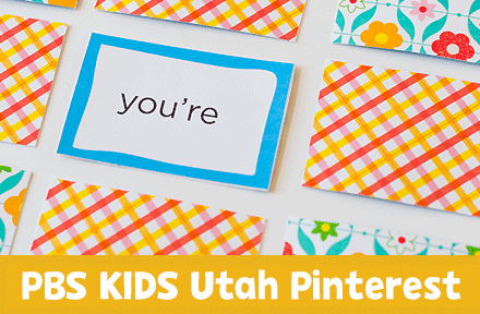 PBS KIDS Utah Pinterest