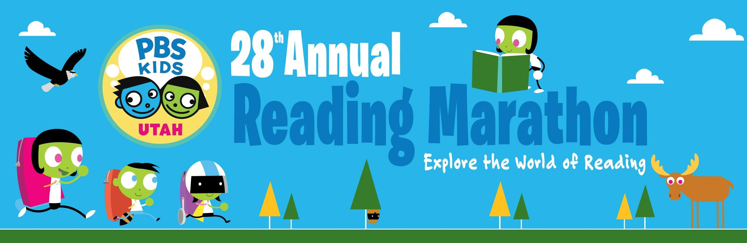28th Annual Reading Marathon