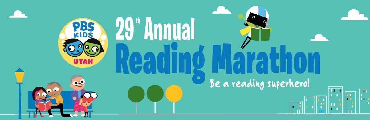 Reading Marathon Header Image