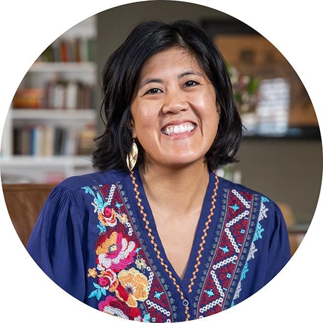 Host Karen Tao