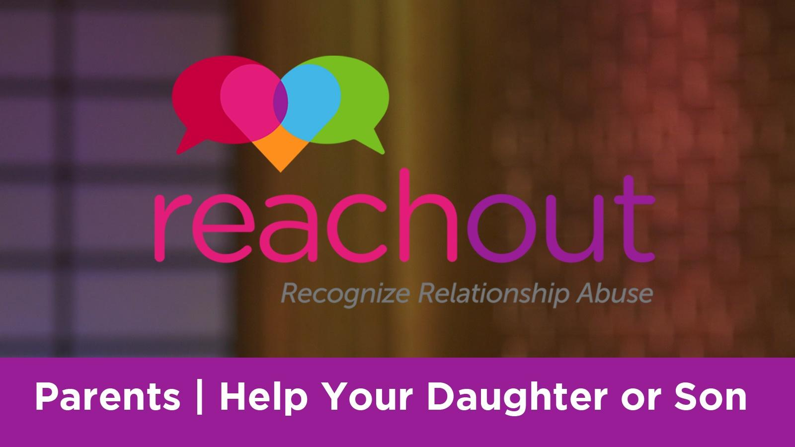 Parents | Help You daughter or Son