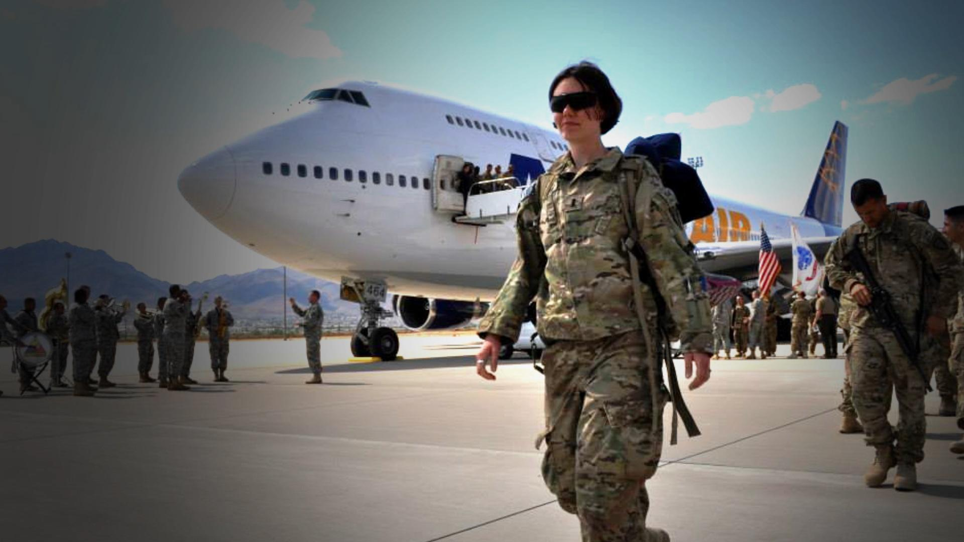Soldier On: Life After Deployment