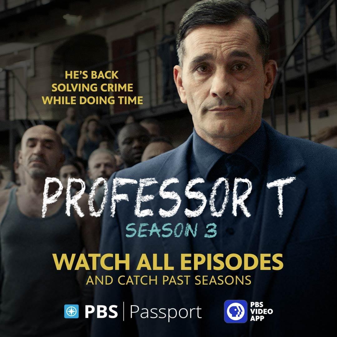Professor T season 3