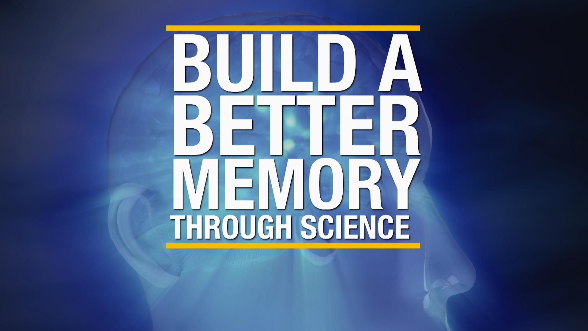 Build a better memory title image