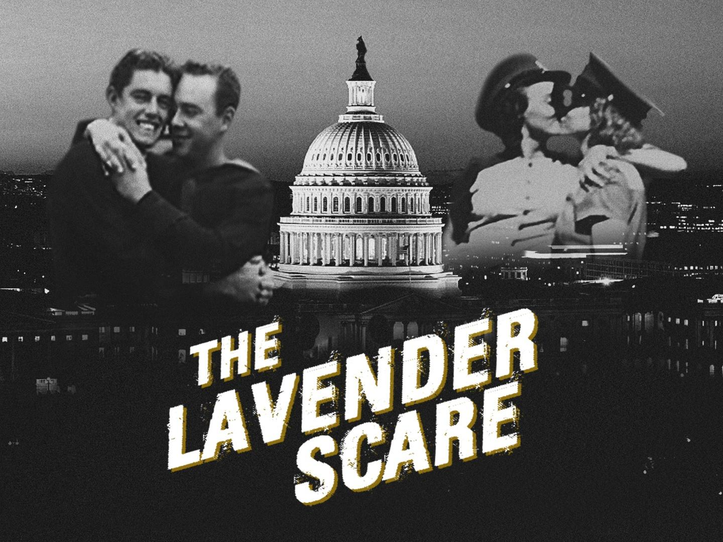 Title image from the Lavender Scare