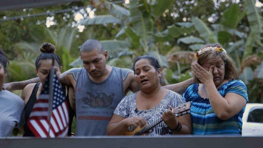 The Nena Family mourning the loss of their son