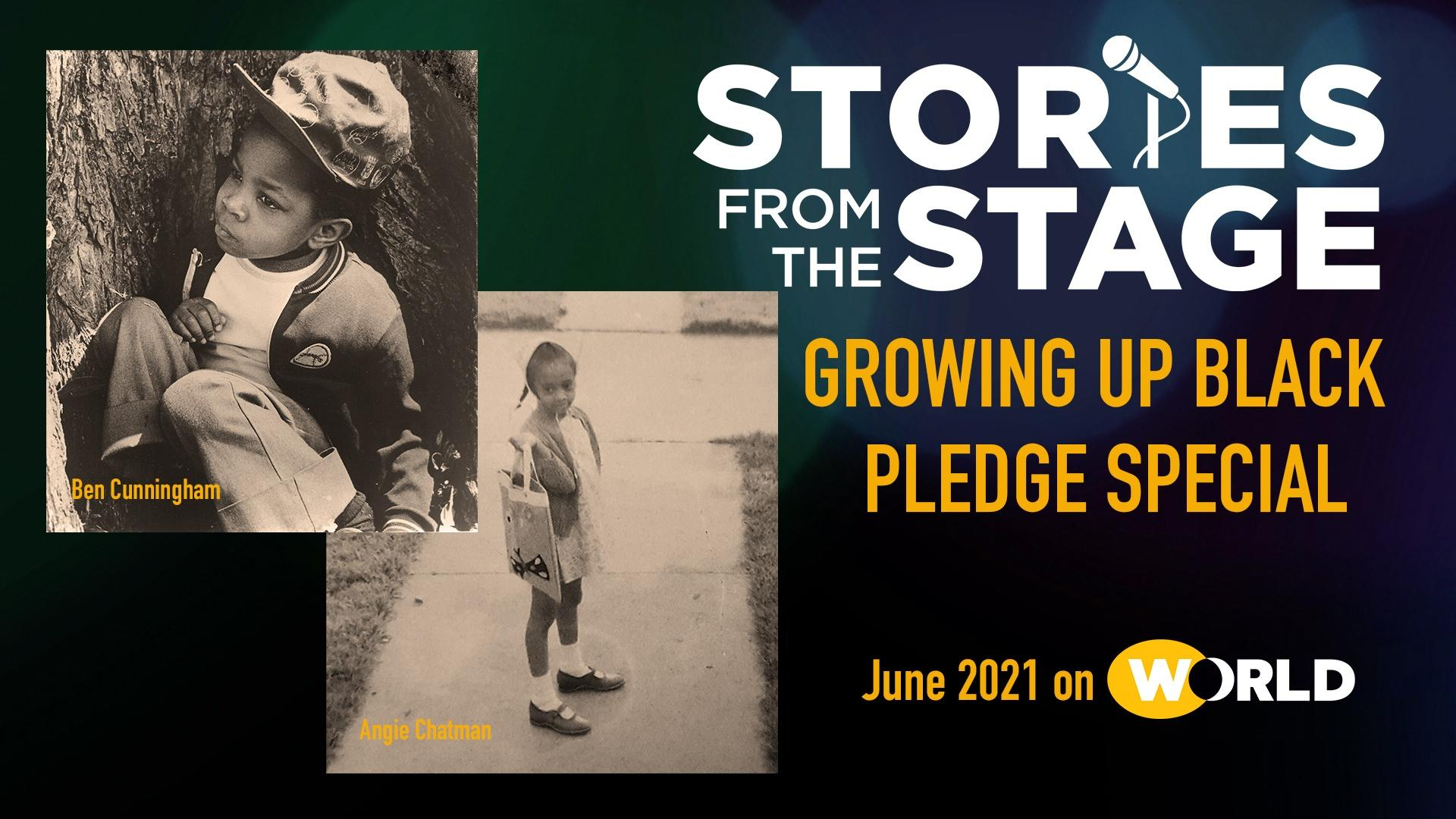 Stories from the Stage: Growing Up Black