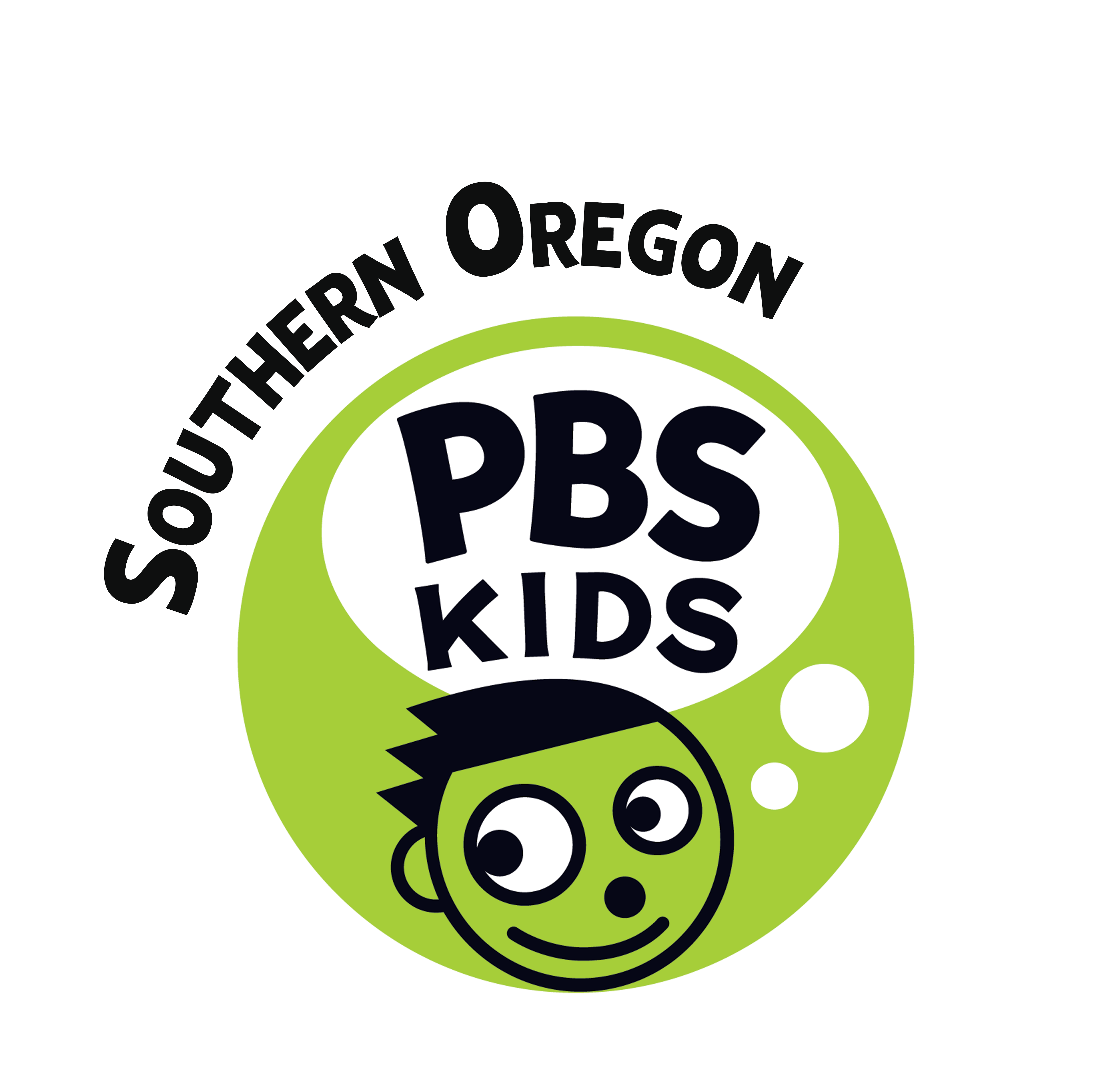 Southern Oregon PBS Kids Logo