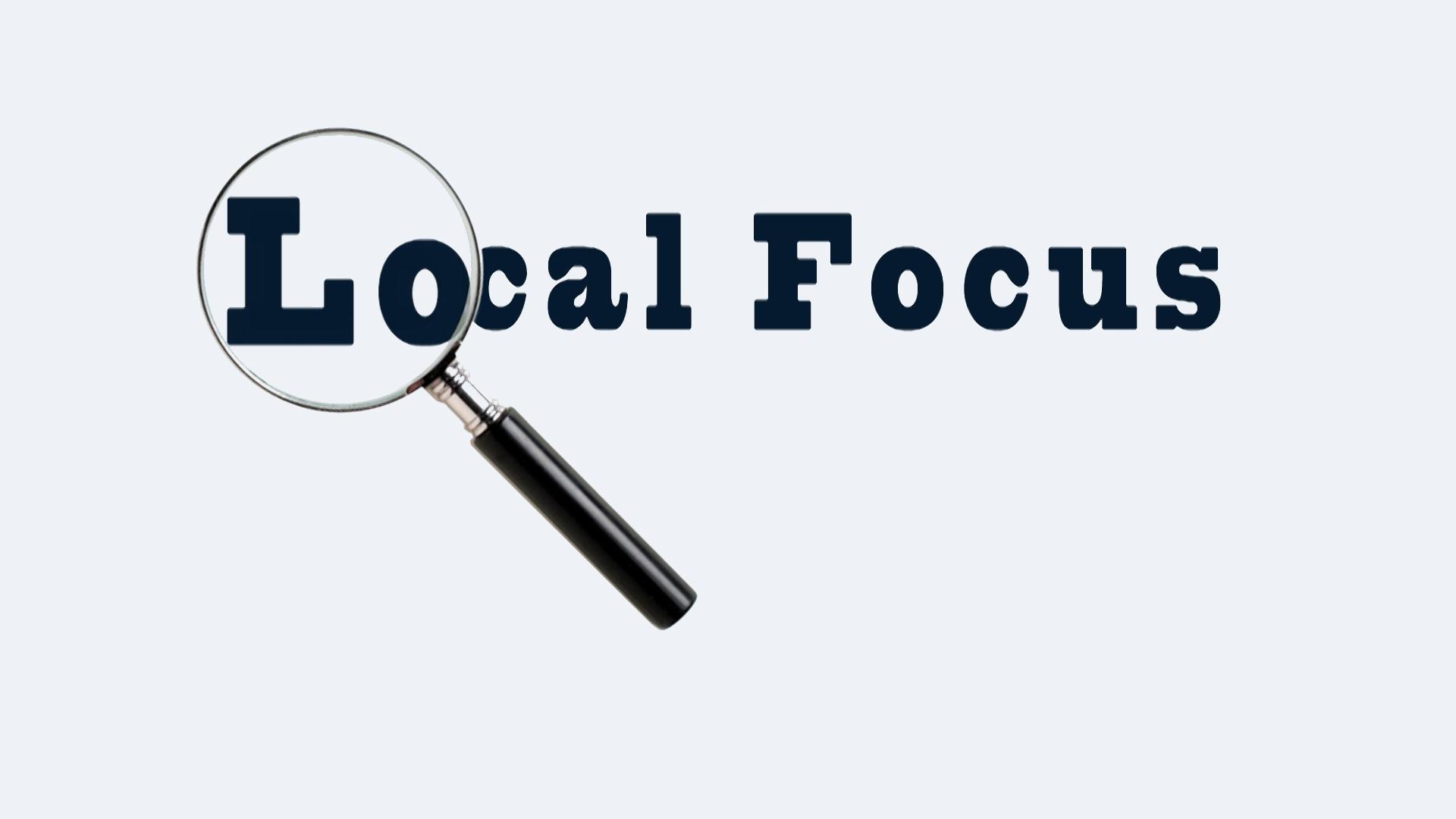 Local Focus show logo