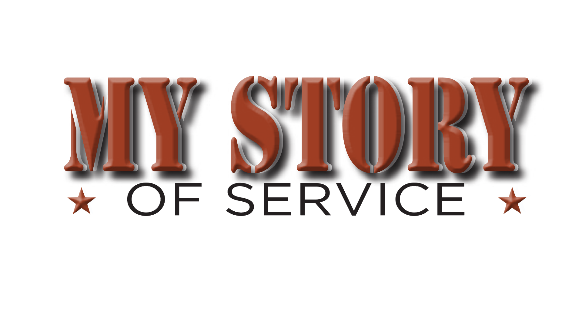 My Story of Service Show Logo