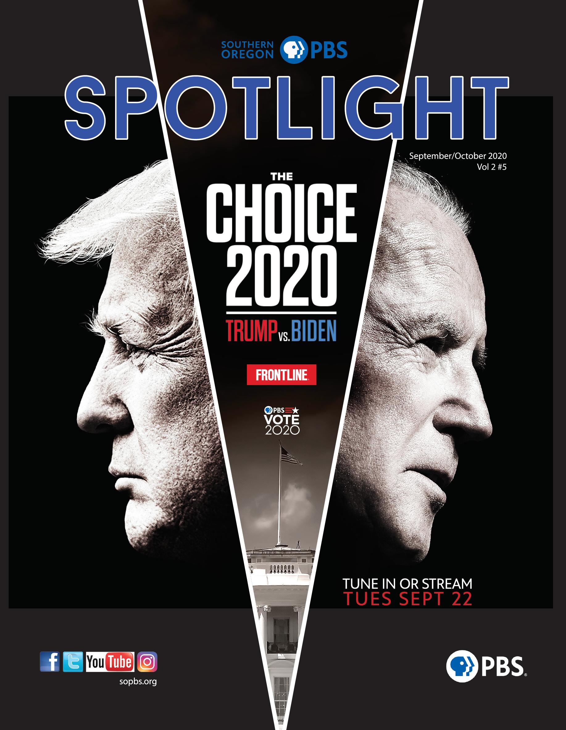 SO PBS Magazine, the Spotlight.