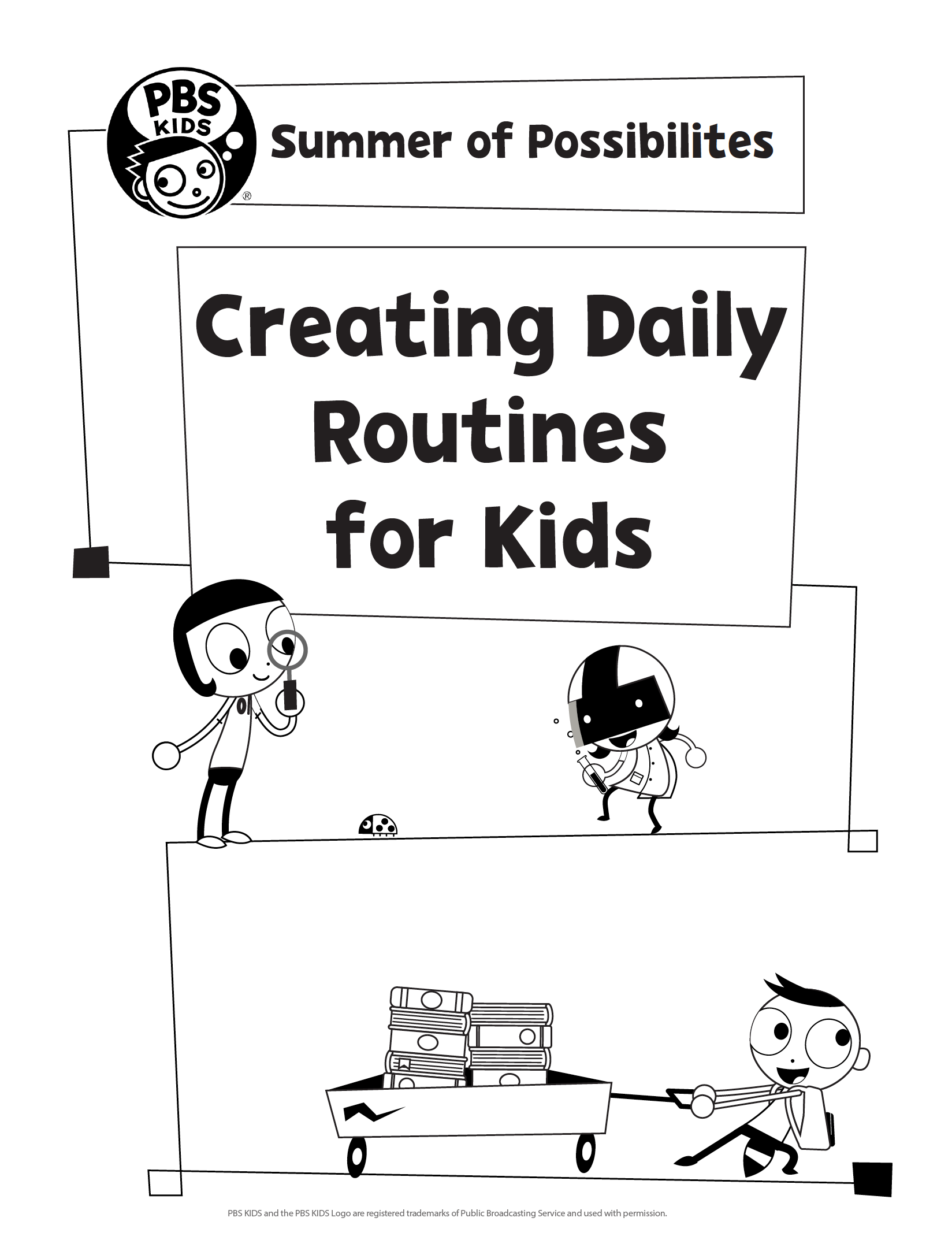 Routines Image pack
