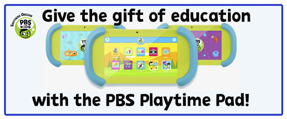 PBS Playtime Pad