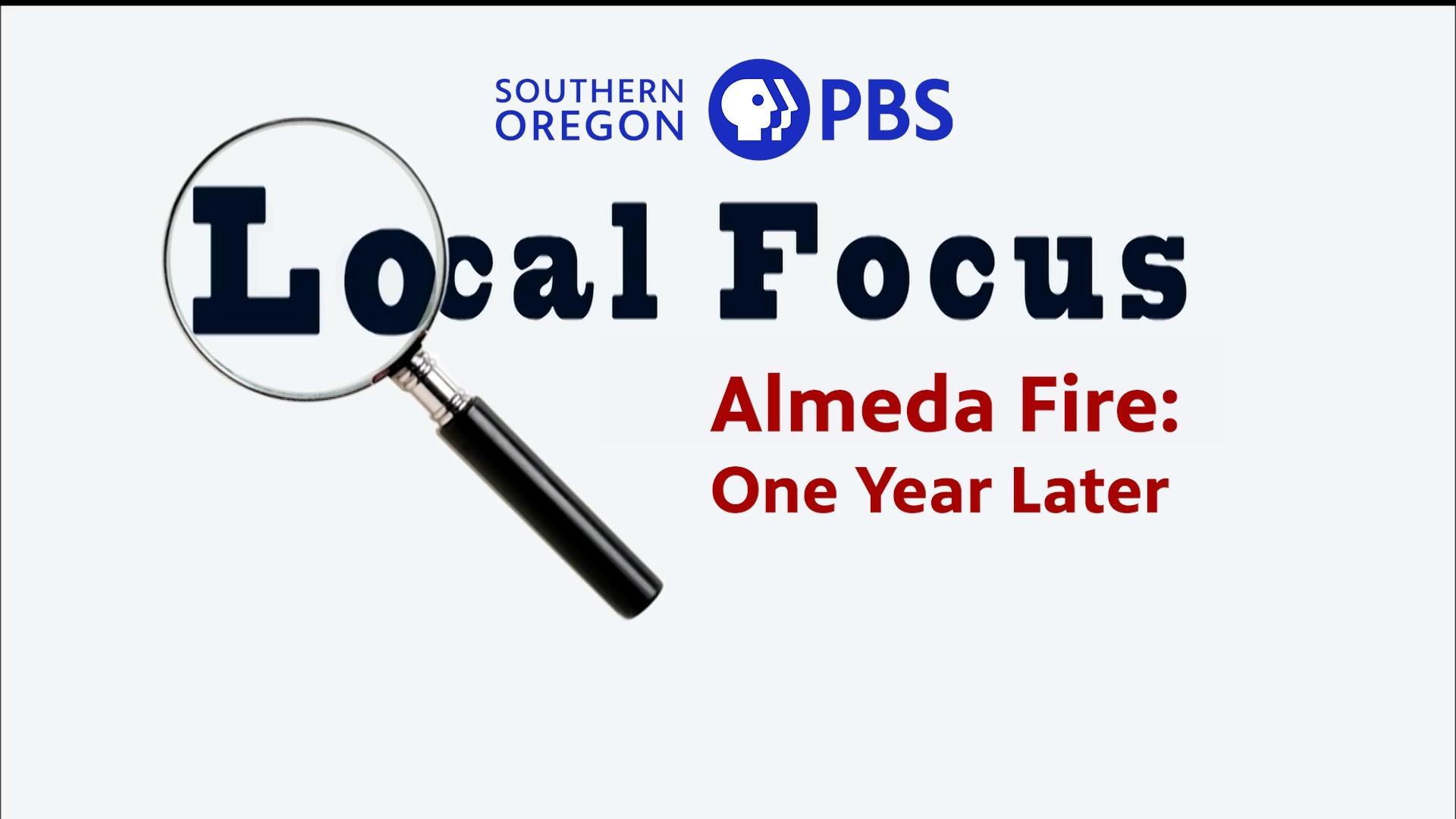 Local Focus: Almeda Fire