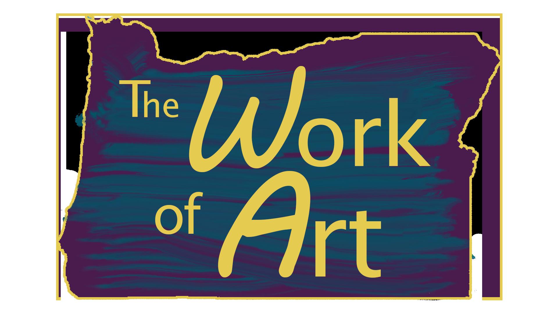 The Work of Art logo