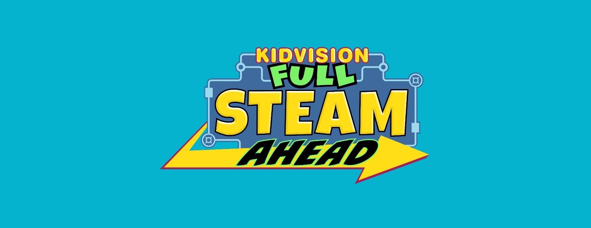 KidVision Full Steam Ahead Virtual Series
