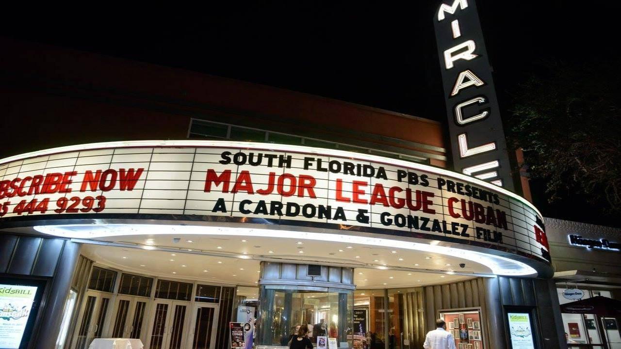 Major League Cuban Screening