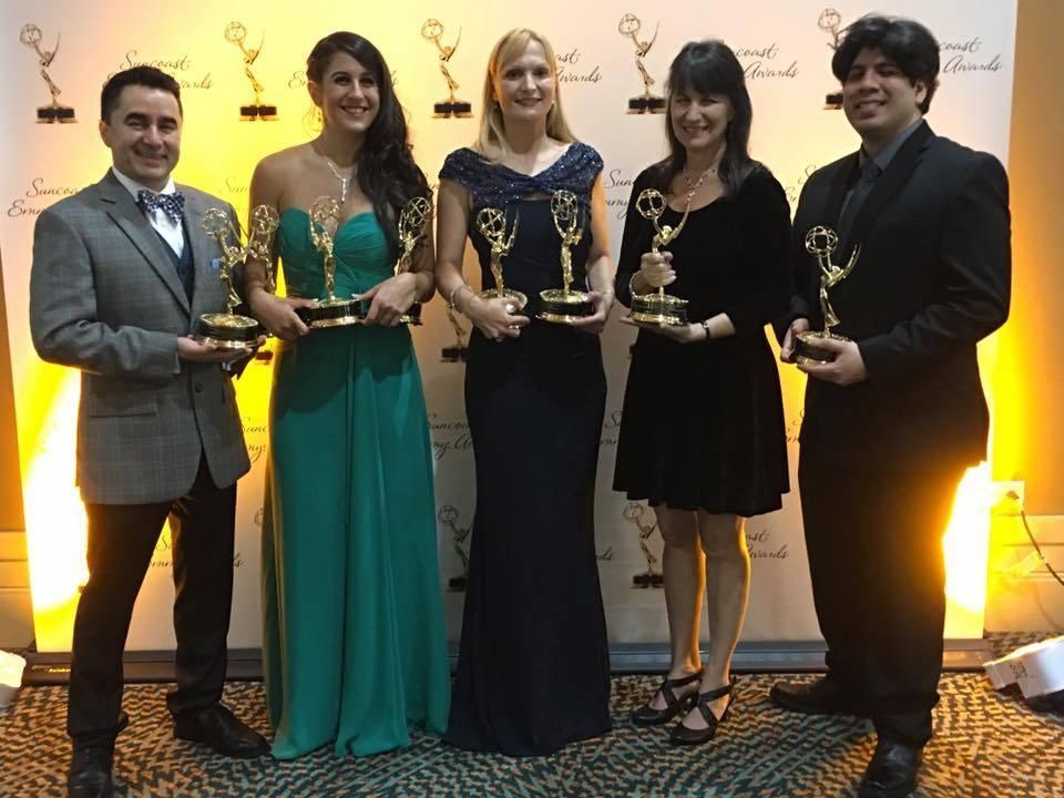 South Florida PBS Emmy Wins