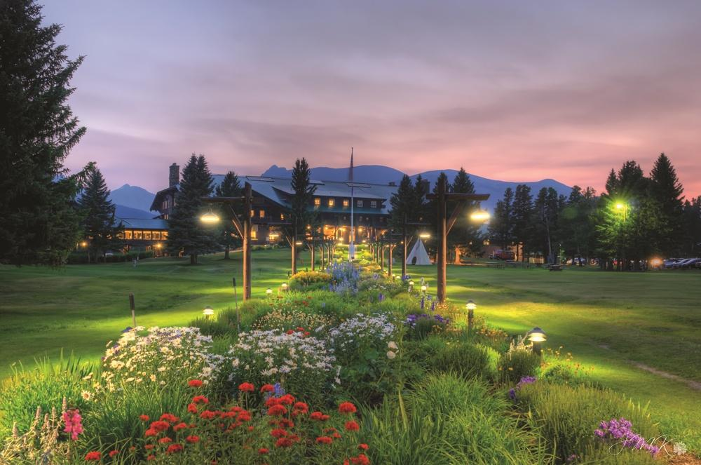 Glacier National Park Lodge