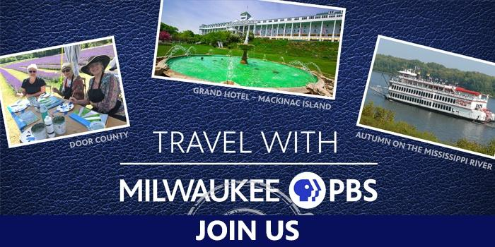 Travel with PBS Navigation Button