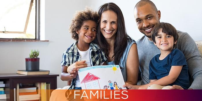 Families Category Image
