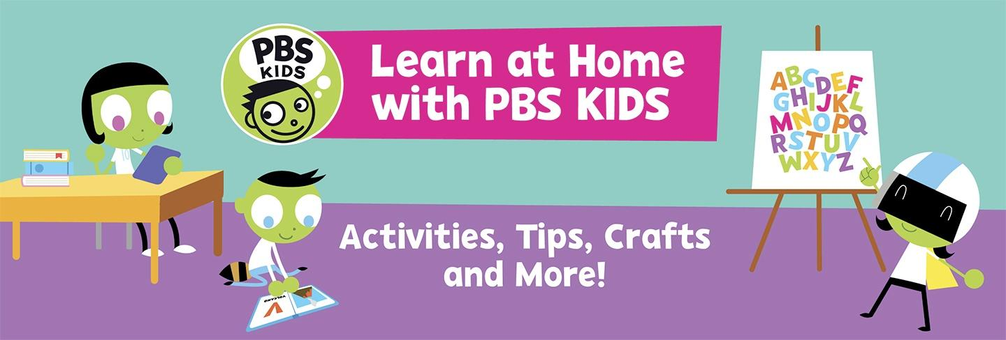 Learn at Home with PBS KIDS