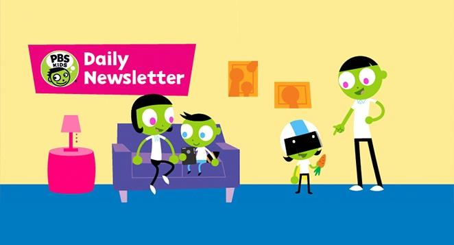 PBS Daily Newsletter