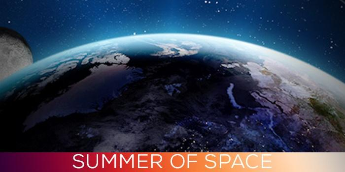 Summer of Space Navigation Button